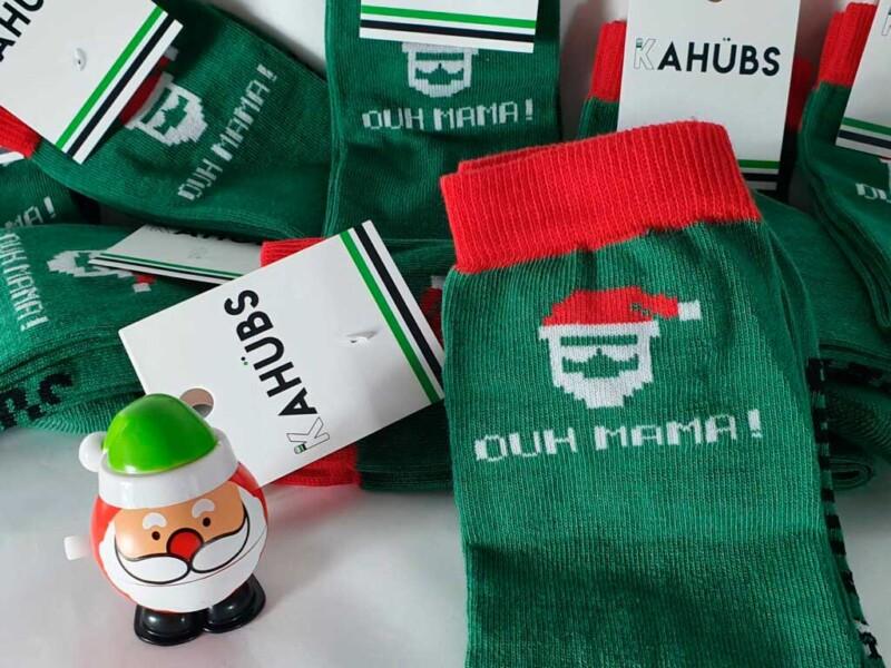 Calcetines Papa Noel