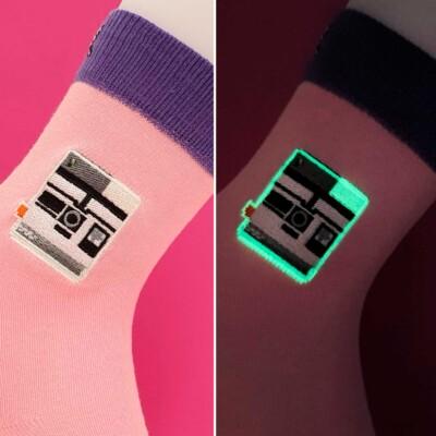 Calcetines Estampados Polaroid