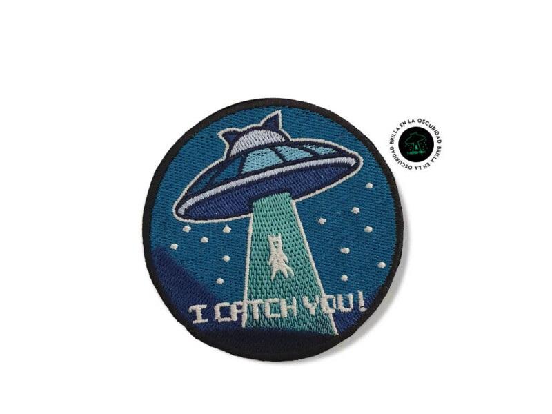 Parche UFO