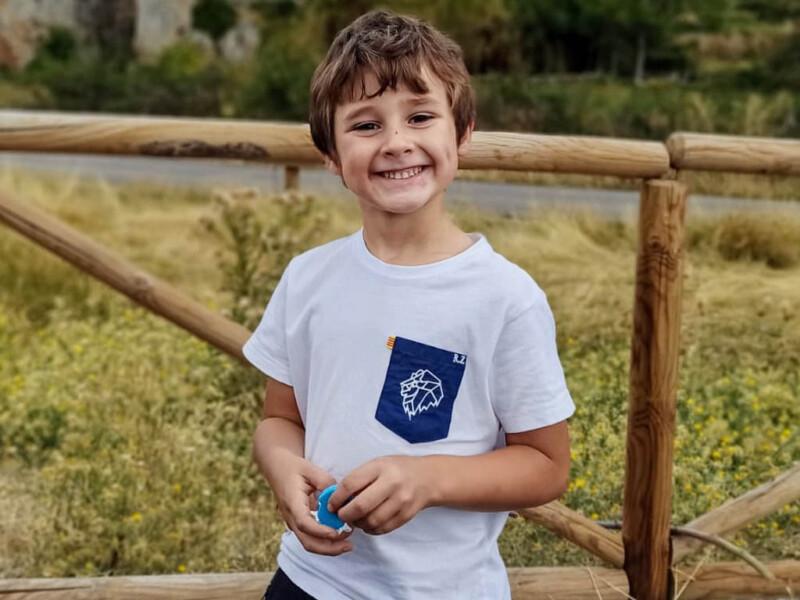 Camiseta Niños Real Zaragoza