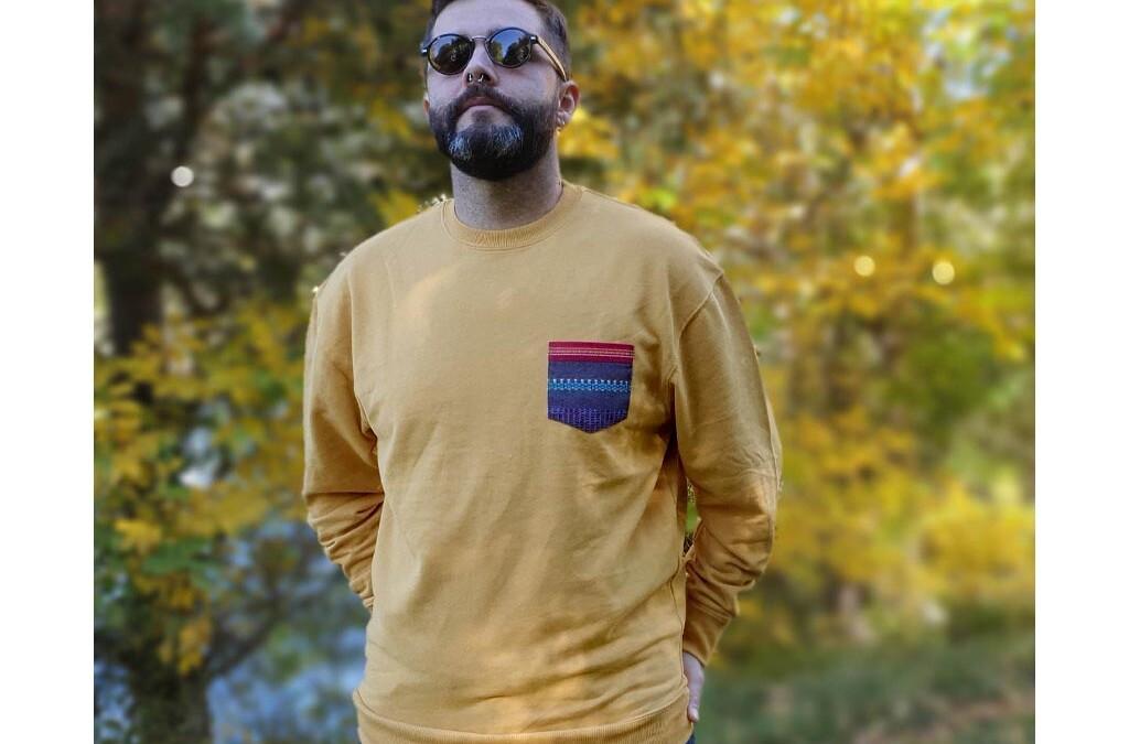Nuevas camisetas y sudaderas con bolsillo