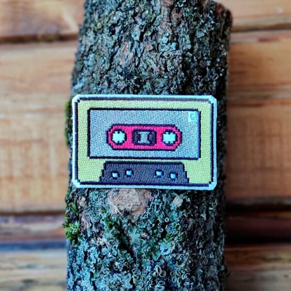 Parche Cassette